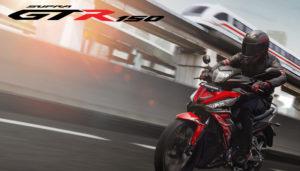 Harga Lengkap Honda Supra GTR 150