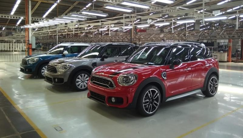 MINI Countryman rakitan lokal