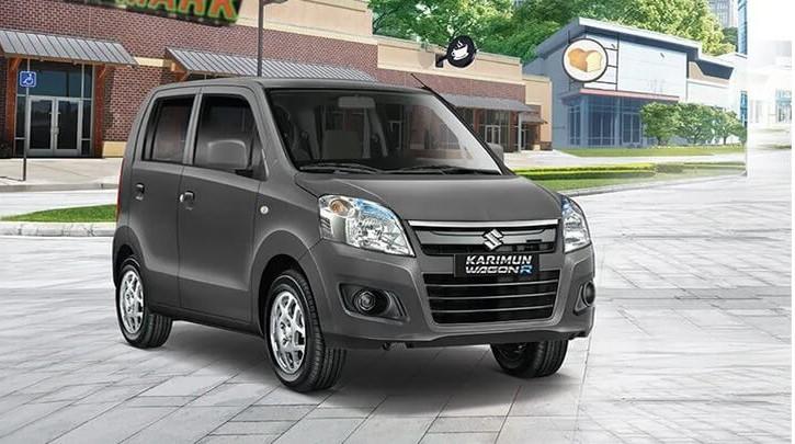 Eksterior Suzuki Wagon R GL