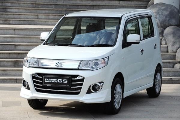 Suzuki Karimun Wagon R 1