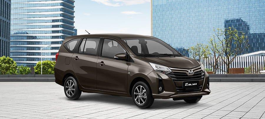 Toyota Calya Mobil Baru Seharga 100 Jutaan