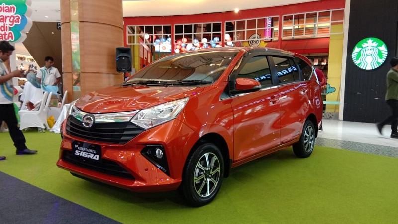 Daihatsu Sigra Pilihan Mobil baru Rp 100 jutaan