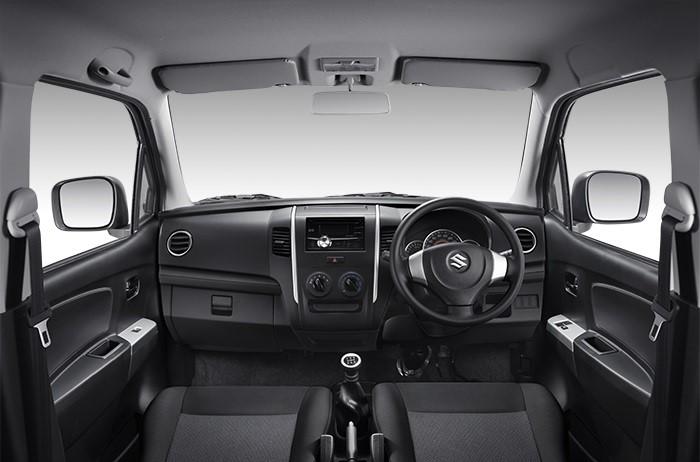 Interior jadi kekurangan Suzuki Karimun Wagon R
