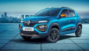 Renault Kwid climber facelift Indonesia