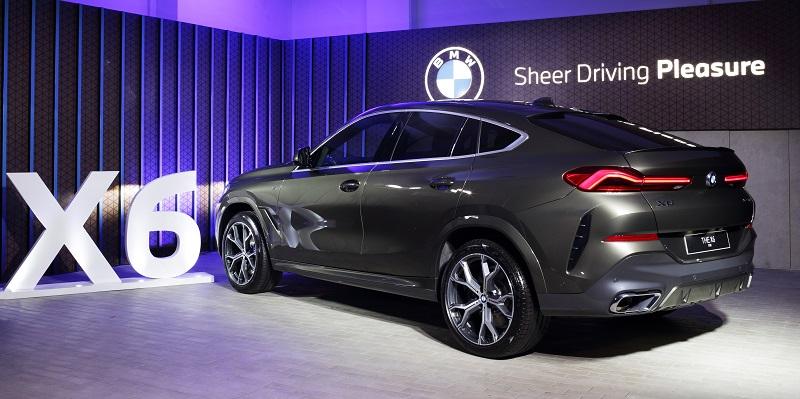 spesifikasi BMW X6