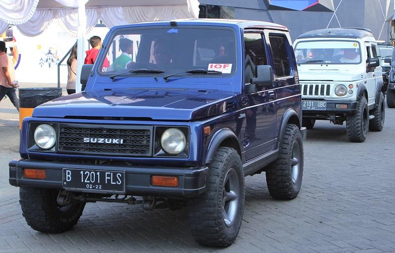 Kilas balik Suzuki Jimny