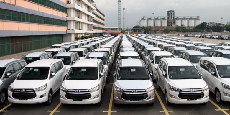 industri otomotif ekspor dan impor mobil
