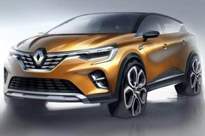 Konsep Renault Kiger untuk Indonesia