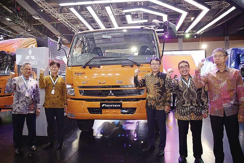 Layanan After Sales Mitsubishi Fuso