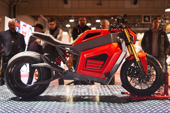 RMK E2, motor tercanggih versi konsep