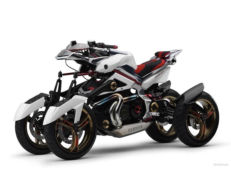 Yamaha Tesseract motor masa depan tercanggih Yamaha