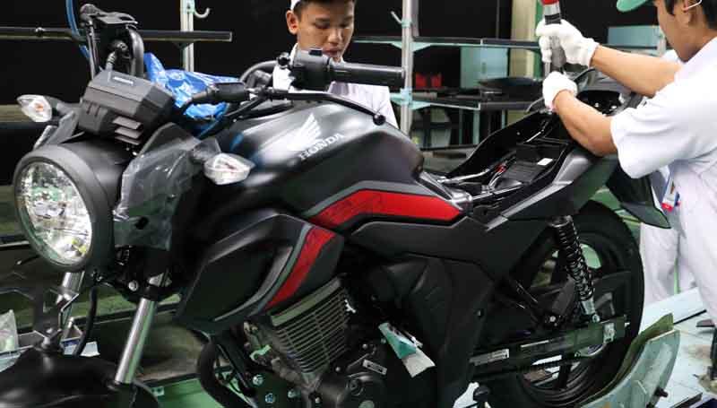 Spesifikasi Honda CB150 Verza