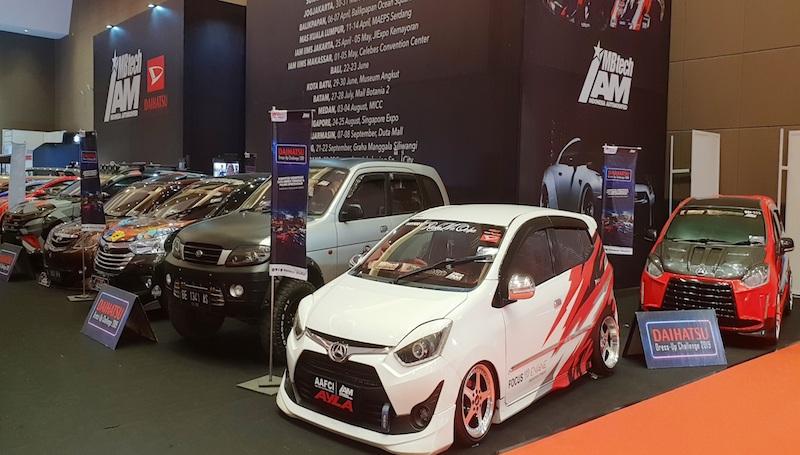 Daihatsu Ayla Racing Look