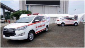 Kijang Innova Ambulans