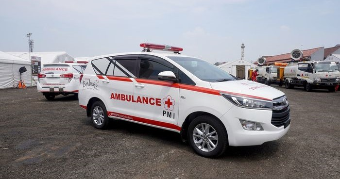 Toyota Kijang Innova Ambulans 2