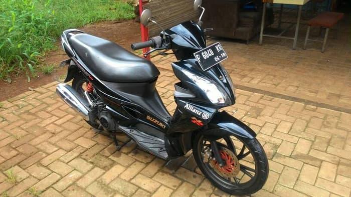 Suzuki Skywave 2009, Motor Bekas Rp 5 jutaan