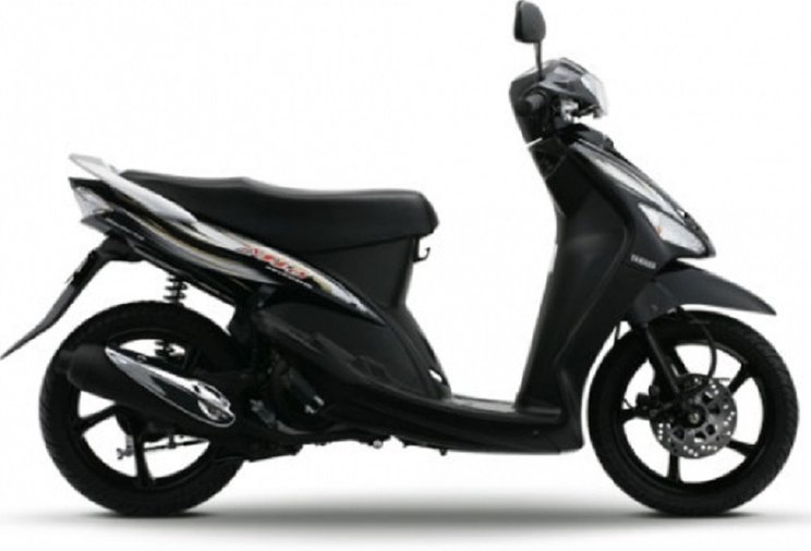 Yamaha Mio 2010, Pilihan motor Bekas Rp 5 jutaan