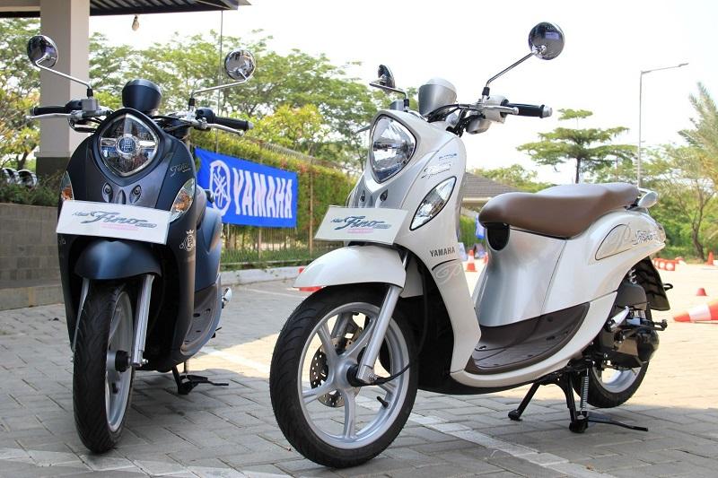 Yamaha Fino 2018