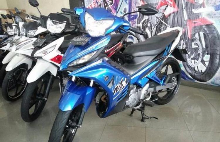 Yamaha Jupiter MX, motor bekas dibawah Rp 10 jutaan