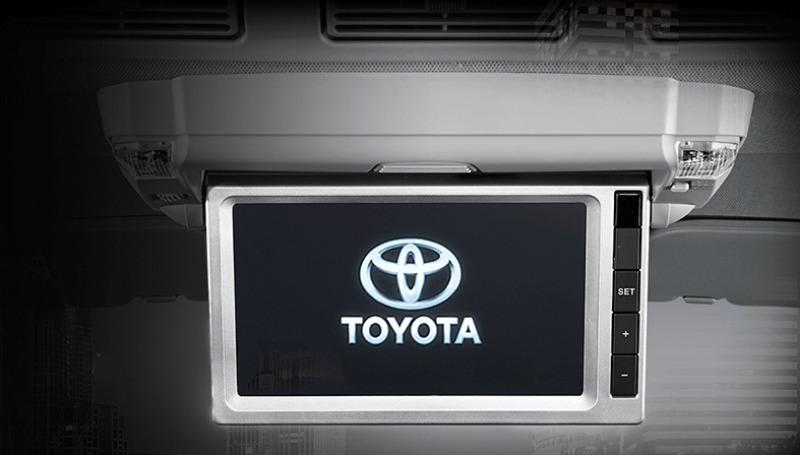 Rear Seat Entertainment di Toyota Veloz