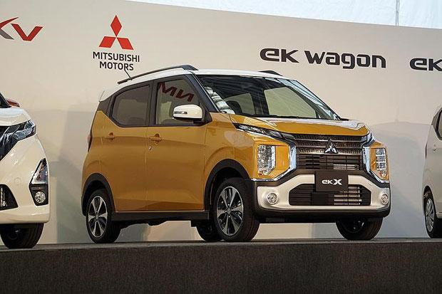 Mitsubishi eK X dan eK Wagon
