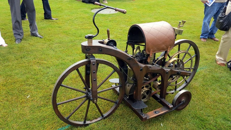 Gotlieb Daimler, motor pertama di dunia yang masuk dalam sejarah