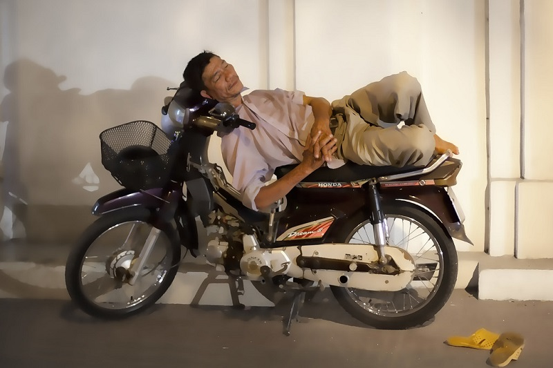 mimpi motor