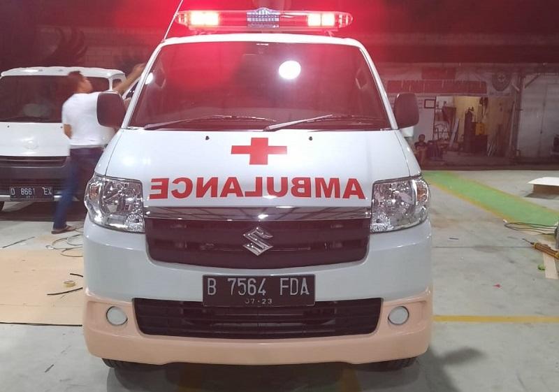 Suzuki APV Ambulans topang penjualan mobil Suzuki di 2020