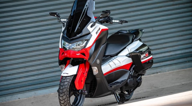 yamaha nmax adventure