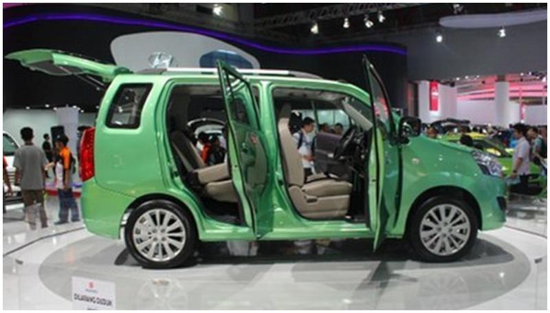 Suzuki Karimun Wagon R 7-seater
