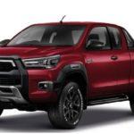 Toyota Hilux Revo facelift