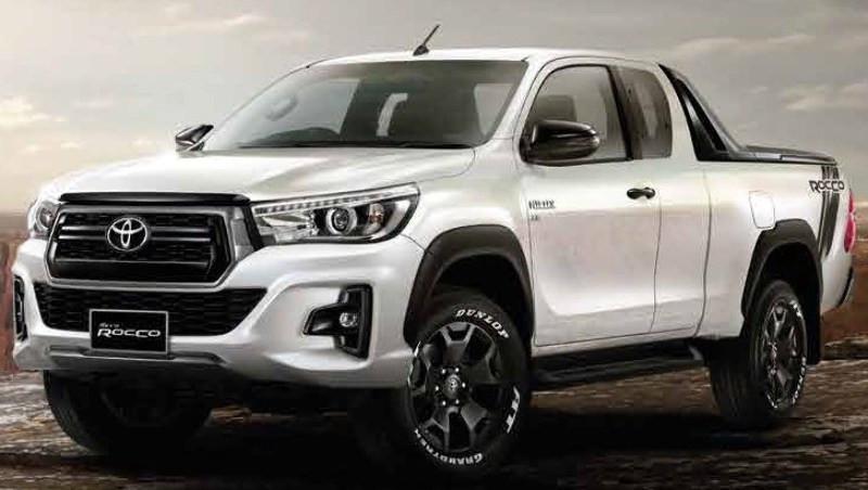 Toyota Hilux revo facelift 2020
