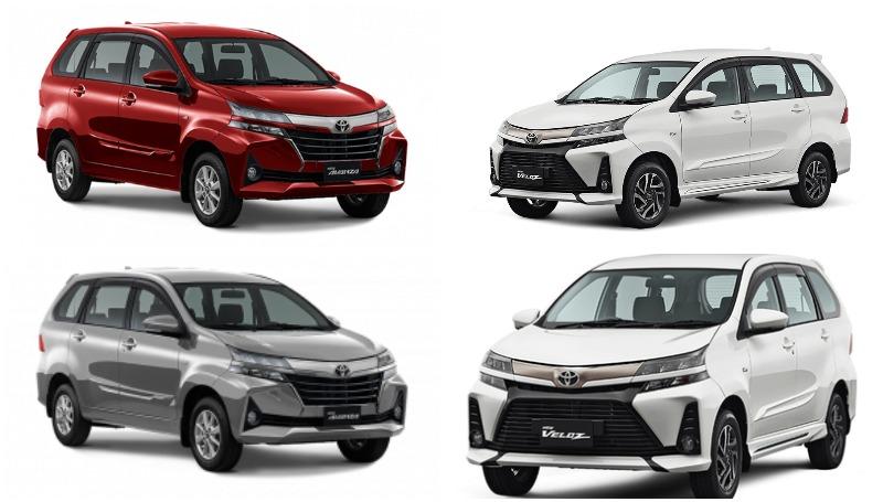 Sejarah Toyota Avanza facelift 2019