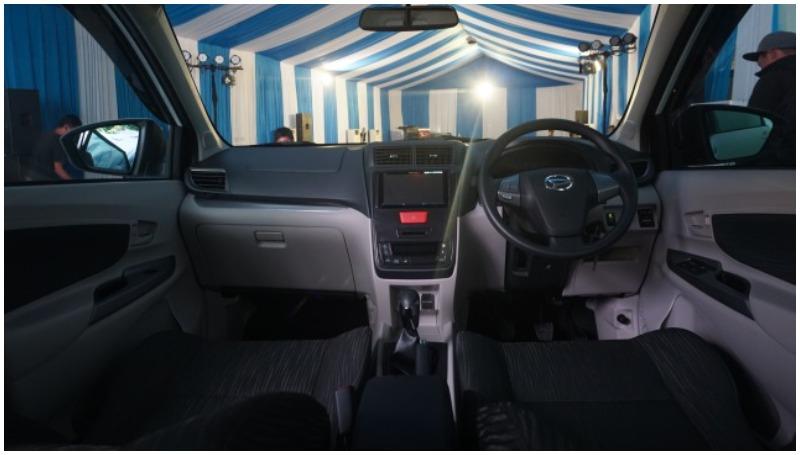 Kelebihan Daihatsu Xenia punya kabin lapang