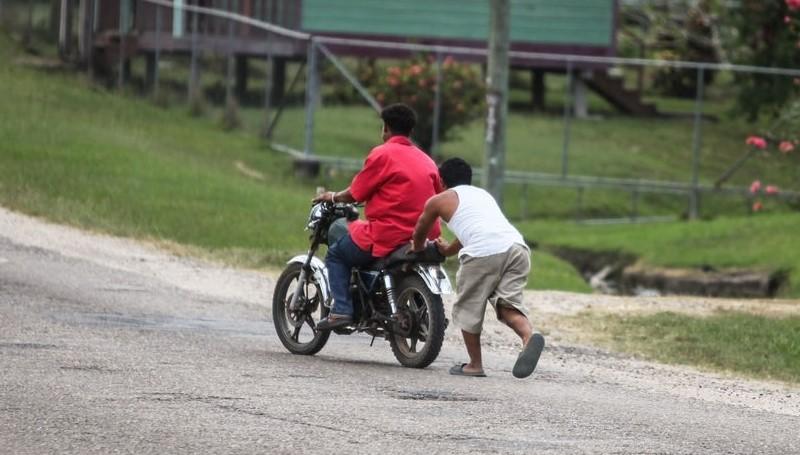Motor 4 Tak Mogok