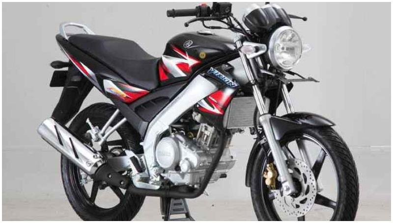 generasi pertama yang mengukir sejarah Yamaha Vixion di Indonesia