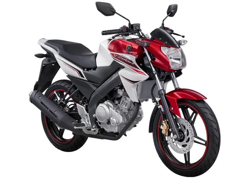 Sejarah Yamaha Vixion generasi ketiga