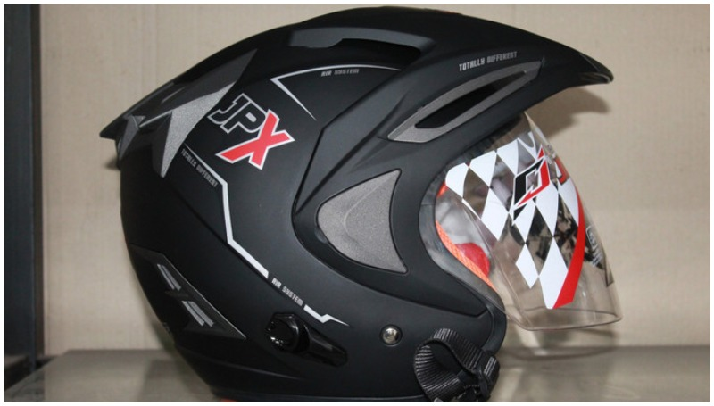 JPX Supreme, Pilihan Helm Motor 200 ribuan