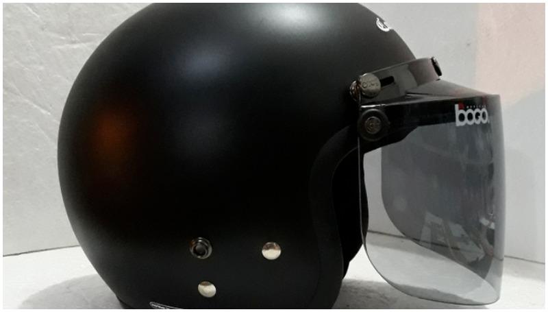 Cargloss Retro, Helm Motor 200 ribuan