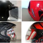 Helm motor 200 ribuan