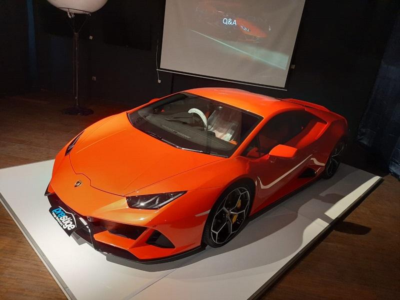 Sajikan tenaga buas jadi daya tarik Lamborghini Huracan EVO AWD