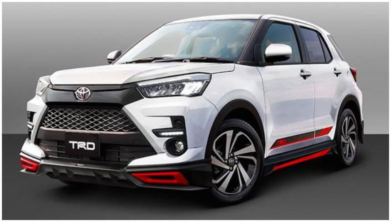 Toyota Raize, Mini SUV yang digadang-gadang akan masuk Indonesia