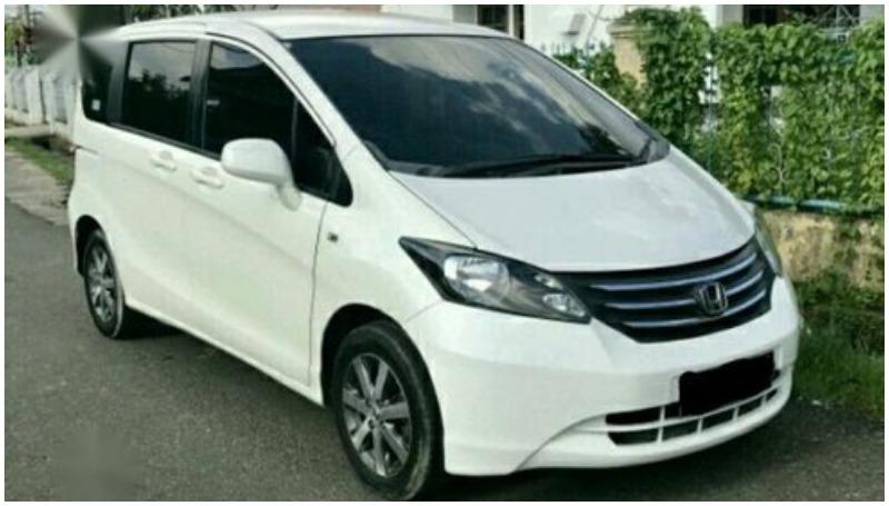 Honda Freed pilihan MPV pintu geser bekas Rp 100 jutaan