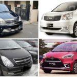 7 rekomendasi pilihan MPV pintu geser bekas murah