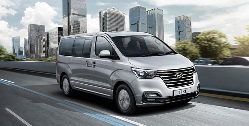 Hyundai H1 rival kuat Alphard, jadi pilihan tepat MPV pintu geser murah