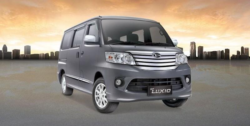 Daihatsu Luxio, salah satu MPV pintu geser murah yang bisa jadi pilihan