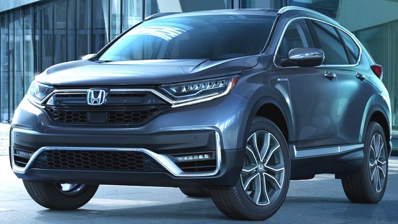 Honda CR-V Facelift 2020