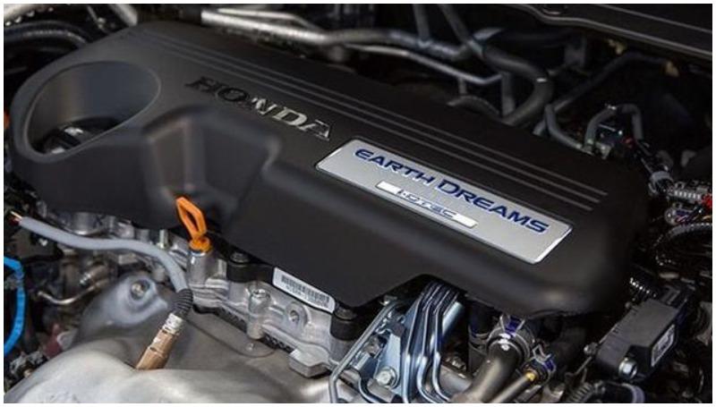 Tidak ada ubahan mesin pada Honda CR-V facelift