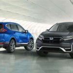 Ubahan lengkap Honda CR-V facelift