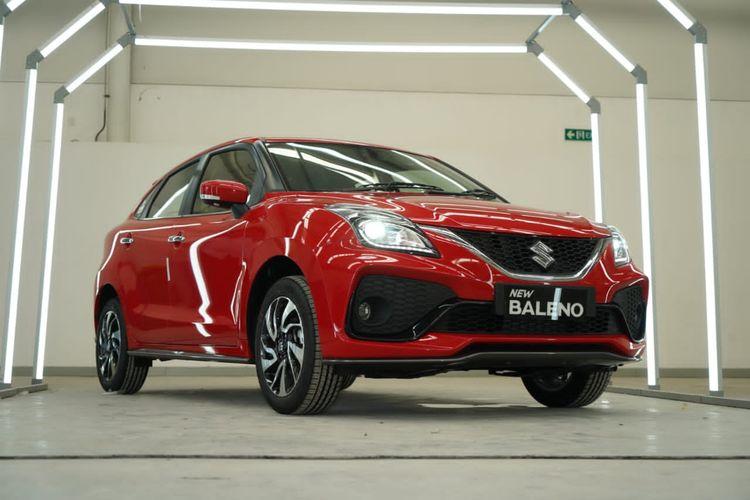 Kelebihan Suzuki Baleno Hatchback Harganya murah